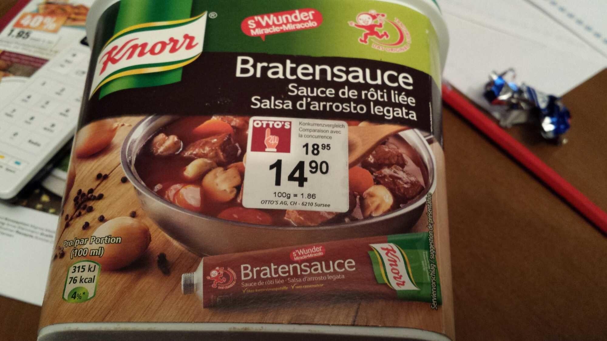 Bratensauce - Product - de