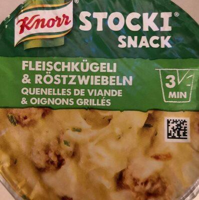 Stocki Snack - Prodotto - fr