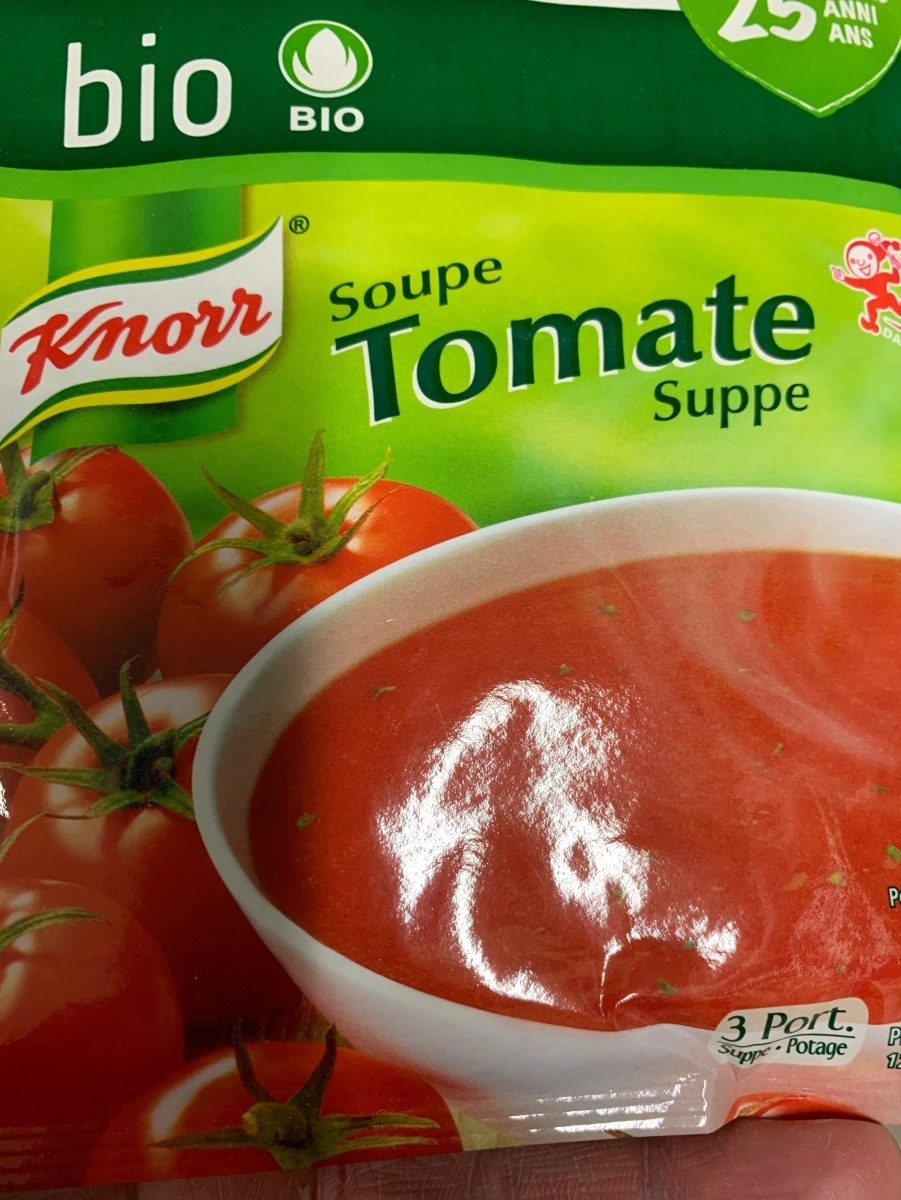 Knorr Soupe Tomate - Product