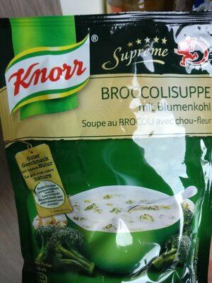 Broccolisuppe - Product