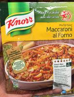 Mix pour Maccaroni al Forno - Product
