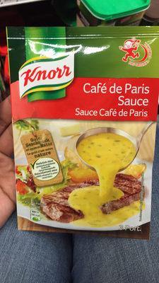 Sauce Café de Paris - Product - fr