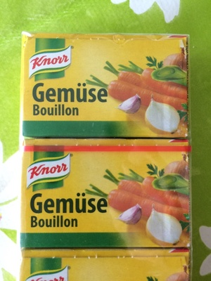 Bouillon de Légumes - Prodotto - fr