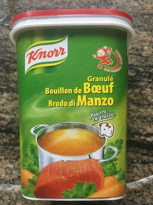 Bouillon de Bœuf - Prodotto - fr