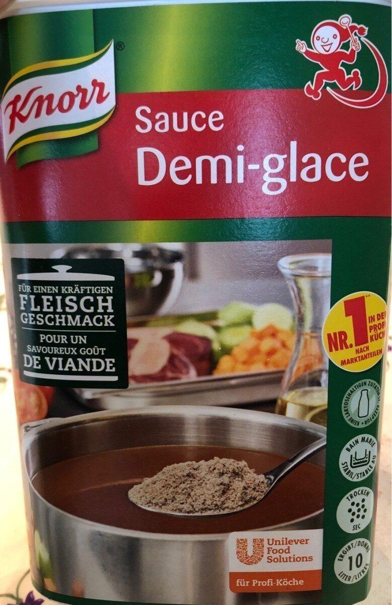 Sauce demi-glace - Prodotto - fr