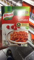 Risotto tomates - Product - fr