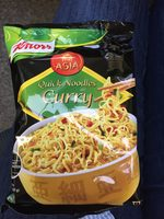 Quick Noodles Curry - Product - de