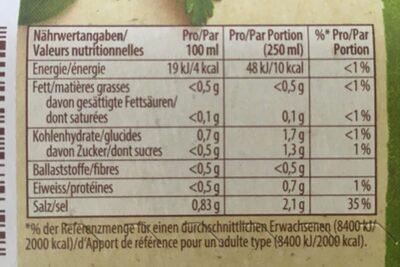 Bouillon de légumes - 9