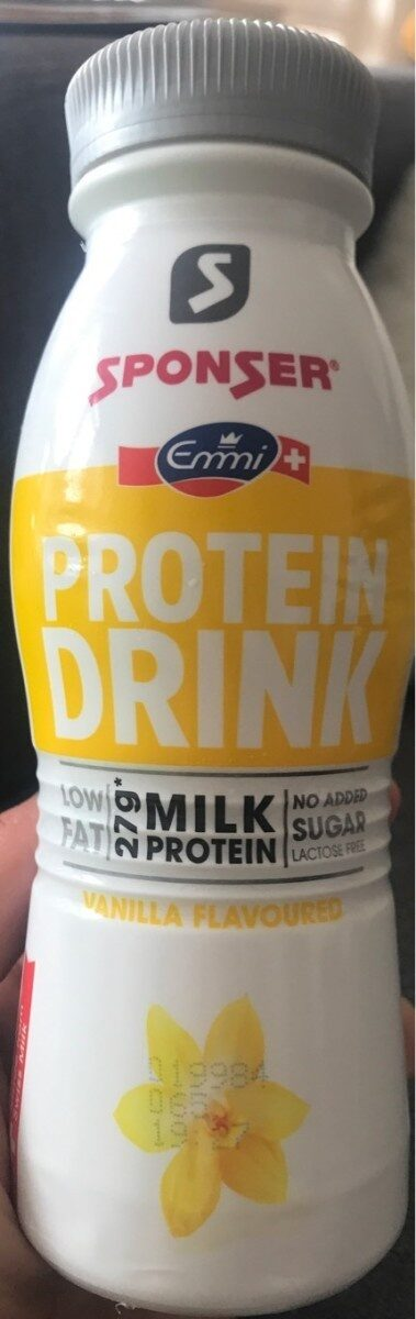 Protein drink - Product - fr