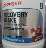 Recovery shake - Product - fr
