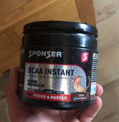 BCAA Instant Cola - Product - fr