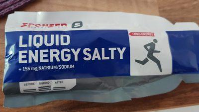 Liquid energy salty - Product - fr