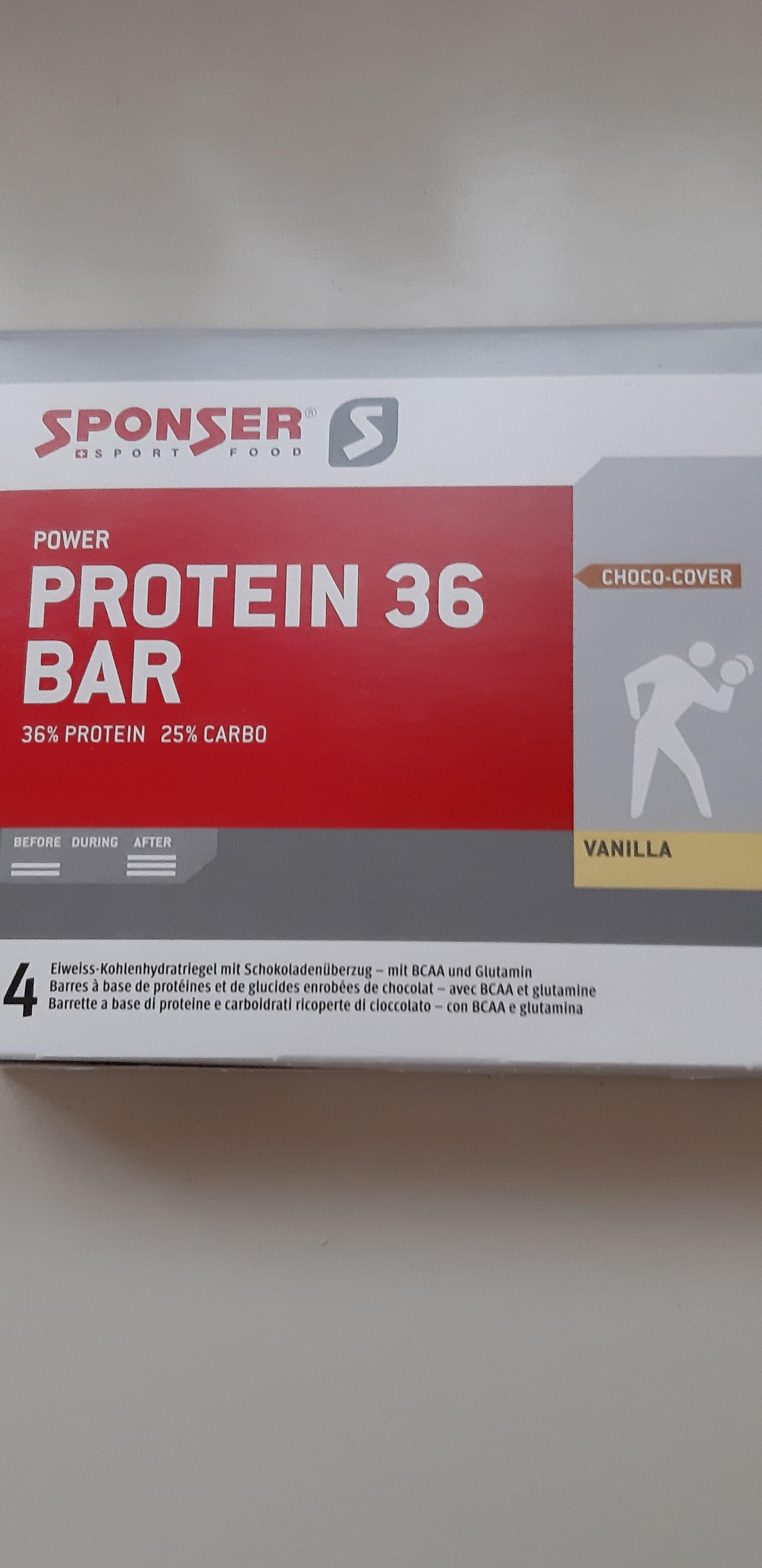 Protein 36 bar - Produkt - de