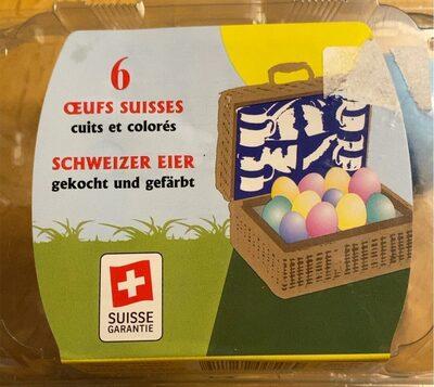 Oeuf suisse - Prodotto - fr