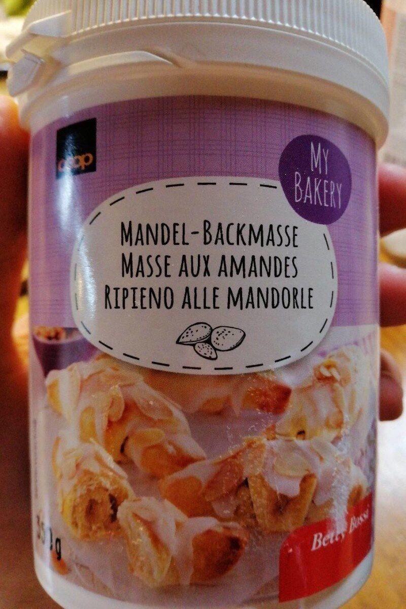 Masse aux Amandds - Product