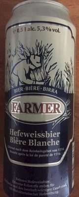Bière blanche - Produit - fr
