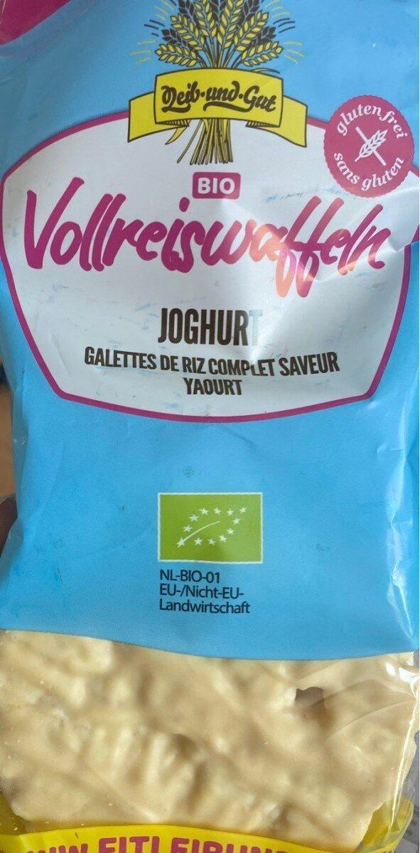 Vollreiswaffeln - Product - fr