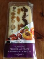 Fromage aux fruits - Product - fr