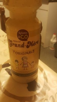 Sauce Grand-Mère - Product - fr