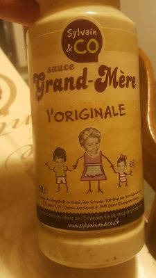 Sauce Grand-Mère - Ingrediënten