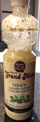 Sauce Grand-Mère aux herbes fraiches - 4