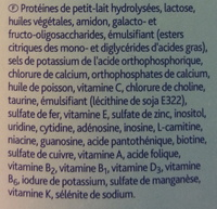 Milupa Aptamil HA 3 - Ingredients
