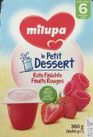 Le Petit Dessert Fruits Rouges - Product - fr