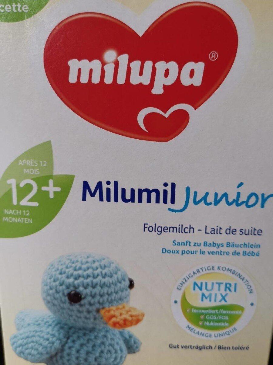 Milumil junior, lait de suite - Product - fr