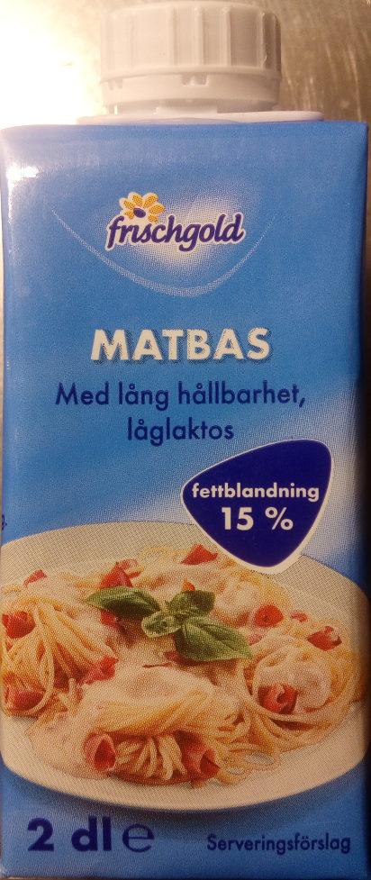 Frischgold Matbas - Produit - sv