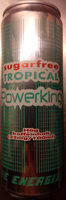 Powerking Sugarfree Tropical - Product
