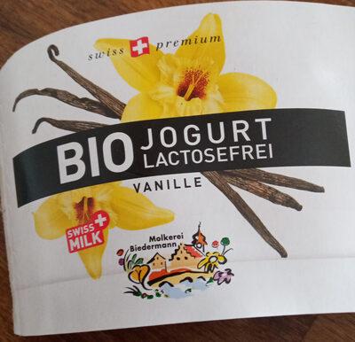 Yaourt Vanille Sans Lactose - Product