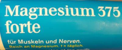 Magnesium 375 Forte - Produit - fr