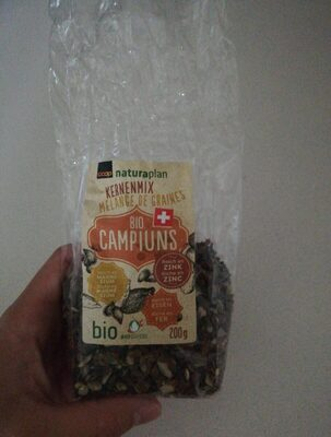Bio Campiuns Mélange de graines - Produit - fr