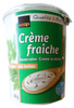 Crème acidulée aux herbes - Produit