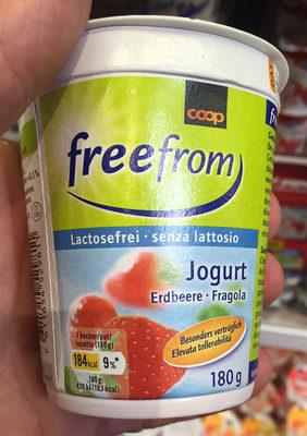 Free From Jogurt Erdbeere Lactosefrei - Product