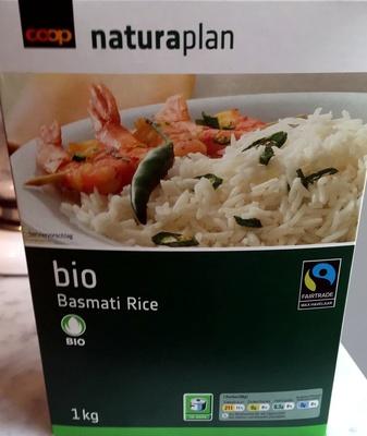 Basmati Rice - Product - en