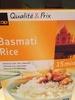 Riz basmati - Produkt