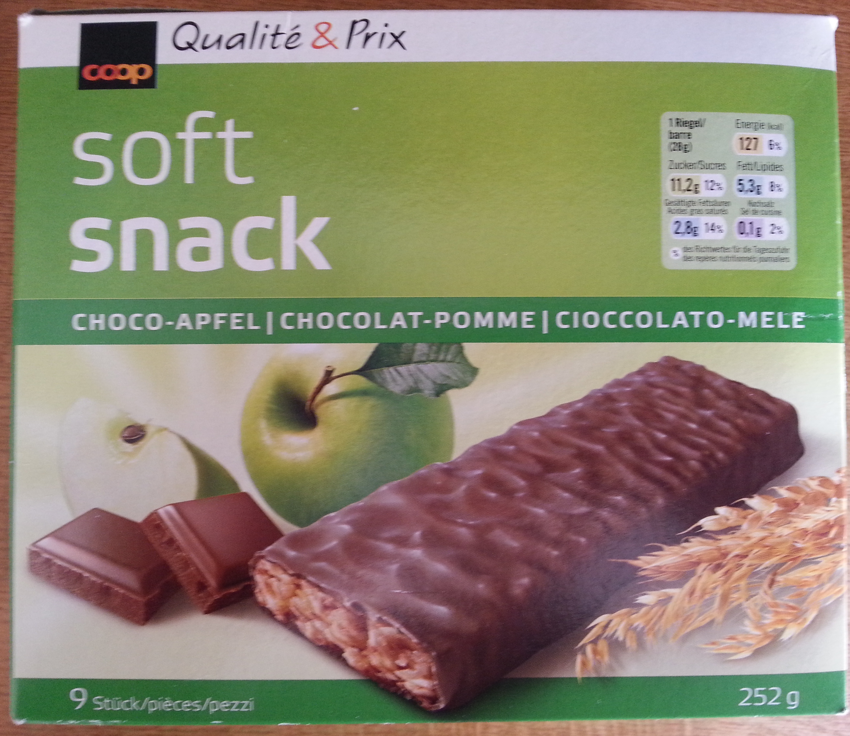 soft snack - Product - fr