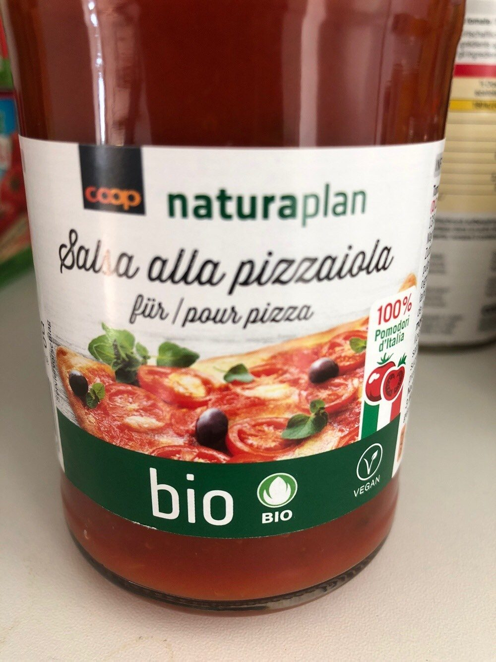 Sauce Pour Pizza Naturaplan 220 G