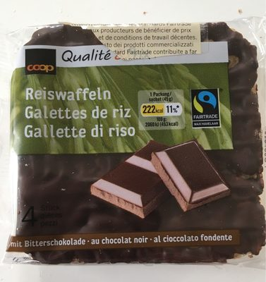 Galettes de riz - Prodotto - fr