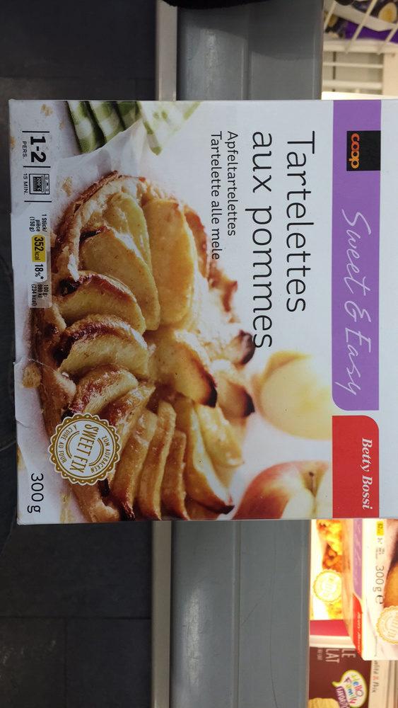Tartelettes aux pommes - Product - fr