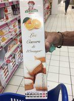 AGATHE Les Coeurs de l'Oranger Biscuits à l'orange - Product - fr