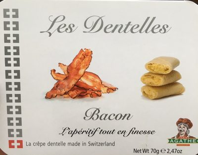 AGATHE Les Dentelles Bacon - Product - fr
