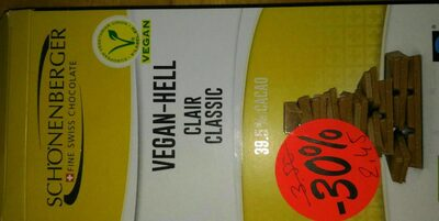 Vegan-hell clair classic - Product