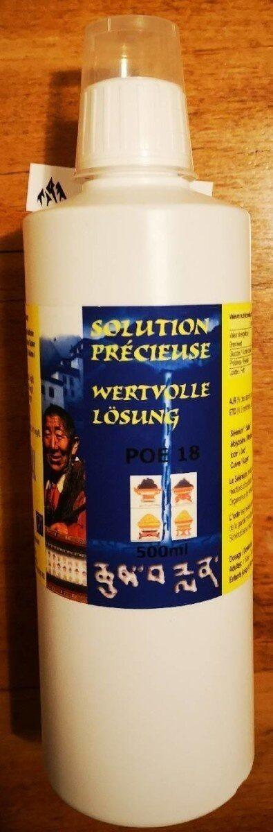 Solution précieuse - Prodotto - fr