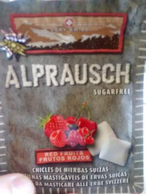 Alprausch - Red Fruits