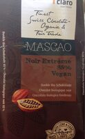 Mascao noir 85% - Produit - fr