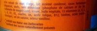 Ovomaltine - Ingrédients - fr