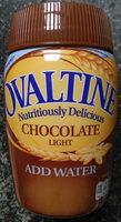 Ovaltine, chocolate, light - Produit - en
