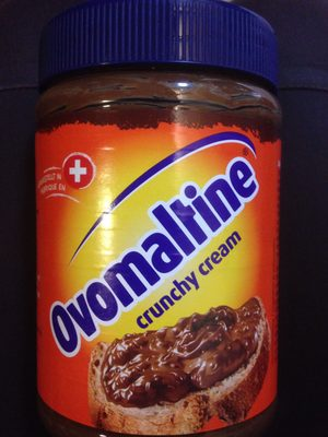 Ovomaltine Crunchy Cream - Product - fr